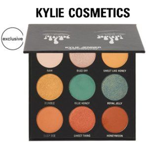 Kylie Cosmetics BLUE HONEY Eyeshadow Palette